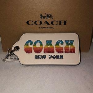 Coach Accessories - NWT Coach Keychain
